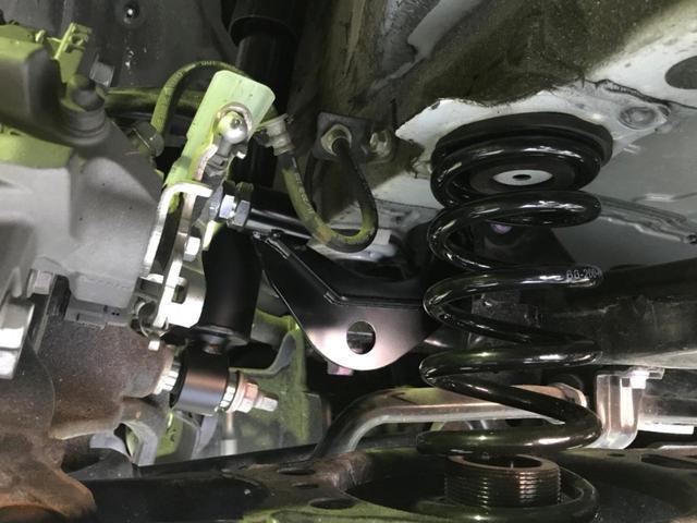 トヨタ プリウス S SSRホイール 車高調 キャンバーアーム USDM