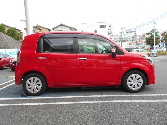 「トヨタ」「スペイド」「ミニバン・ワンボックス」「奈良県」の中古車2