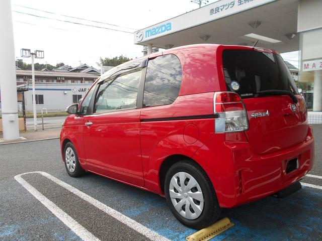 「トヨタ」「スペイド」「ミニバン・ワンボックス」「奈良県」の中古車4
