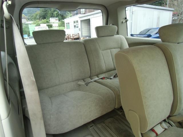 日産 エルグランド V  4WD  ETC