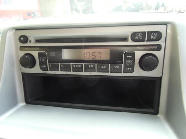 ホンダ ザッツ ベースグレード 4WD CD キーレス アルミホイール