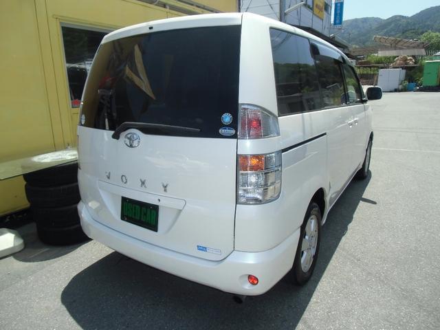 トヨタ ヴォクシー X Gエディション キーレス CD ETC