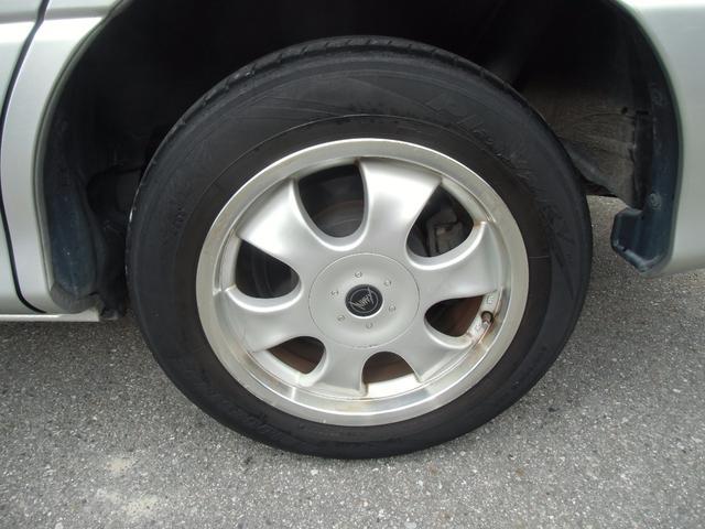 トヨタ エスティマT X 4WD  CD,MD キーレス