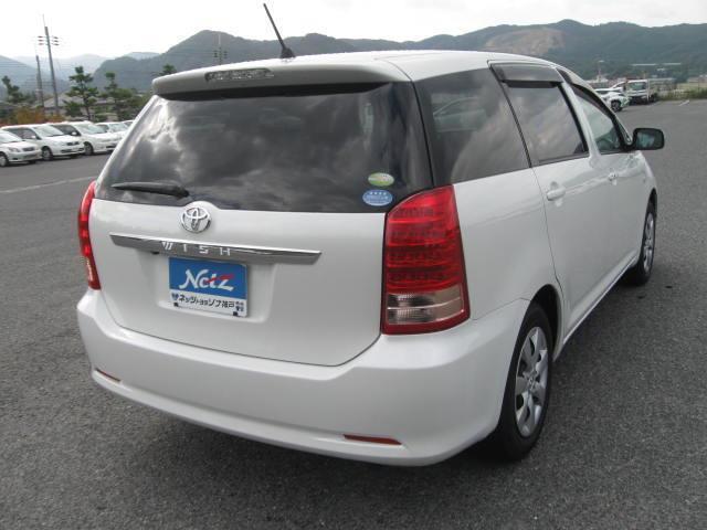 トヨタ ウィッシュ 1.8X Lエディション