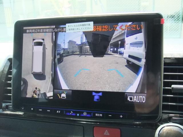 ロングスーパーGL アルパインBIGX 11インチナビ パノラミックビューモニター USB HDMI レザーシート ベッドキット 1インチ〜3インチ ローダウン 16インチもしくは18インチ選べるアルミホイール(4枚目)
