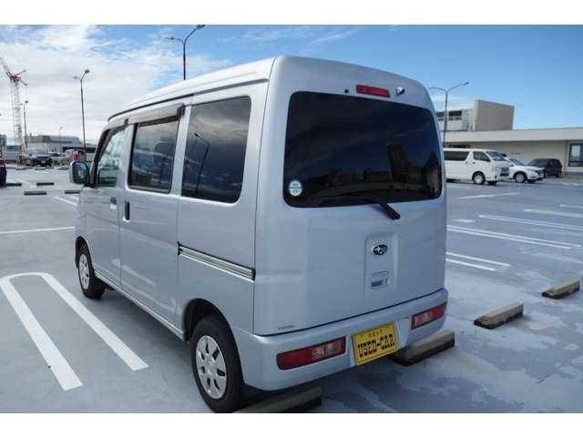 「スバル」「サンバーバン」「軽自動車」「兵庫県」の中古車8