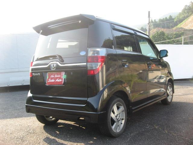 「ホンダ」「ゼストスパーク」「コンパクトカー」「兵庫県」の中古車6