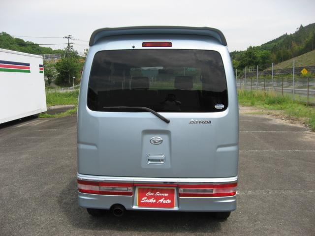 「ダイハツ」「アトレーワゴン」「コンパクトカー」「兵庫県」の中古車5