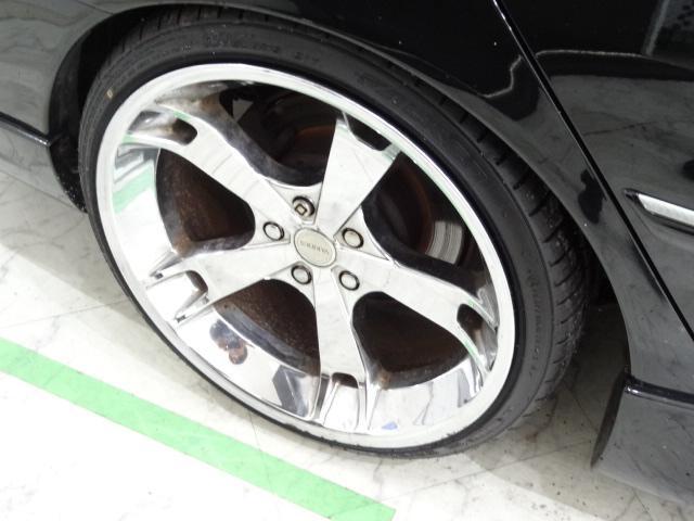 iR-Vターボ純正5速ワンオーナー車高調本革シート19in(15枚目)