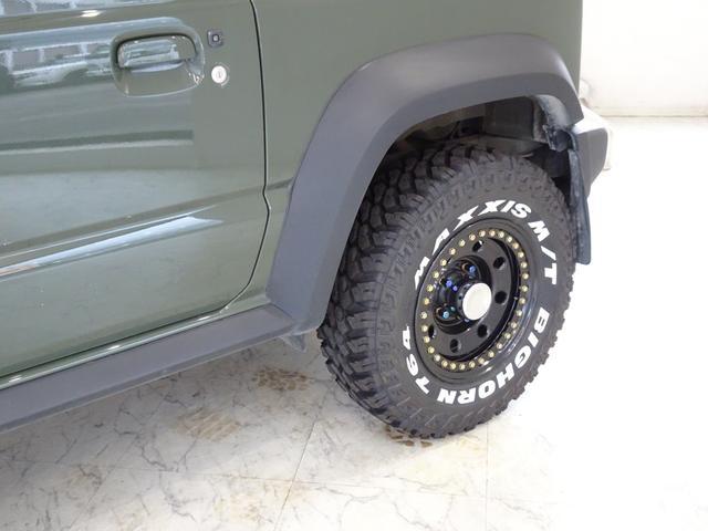 JC スズキセーフティサポート装着車リフトアップマフラー16インチタイヤホイールオフロード仕様(7枚目)