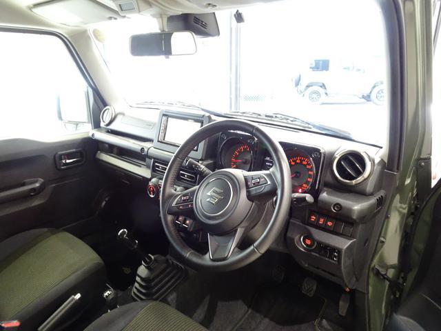 JC スズキセーフティサポート装着車リフトアップマフラー16インチタイヤホイールオフロード仕様(19枚目)