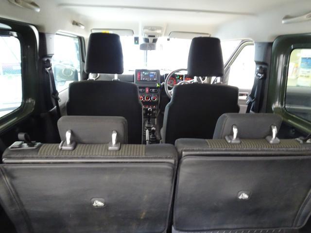 JC スズキセーフティサポート装着車リフトアップマフラー16インチタイヤホイールオフロード仕様(22枚目)