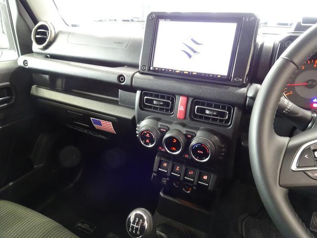 JC 8インチナビTVバックカメETCシートヒーター社外バンパーグリルマフラー3インチリフトアップ社外16インチBFグッドリッチ新品タイヤ(17枚目)