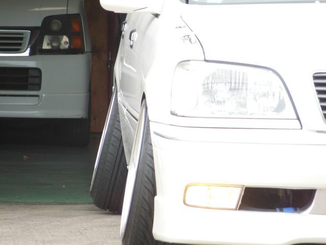 アスリートV SR 326車高調 WORK18AW ブレンボ(7枚目)