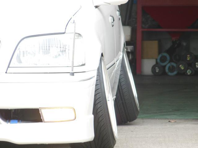 アスリートV SR 326車高調 WORK18AW ブレンボ(8枚目)