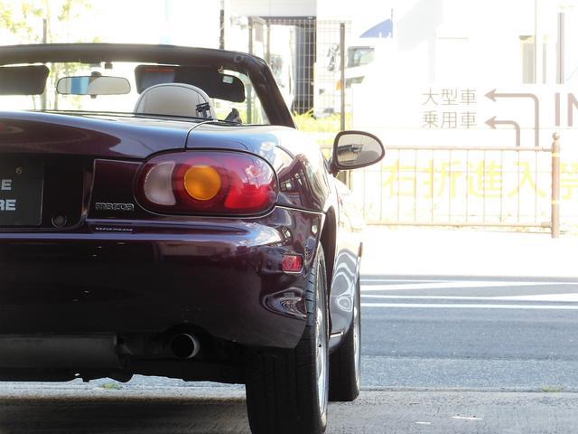 マツダ ロードスター NRLTD 限定車 6MT 幌 革シート メッキ15AW