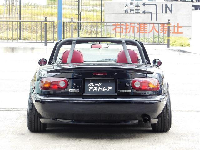 Sリミテッド SLTD 赤内装 新タイヤ15AW ガレージベリー エアロ 車高調 幌(2枚目)