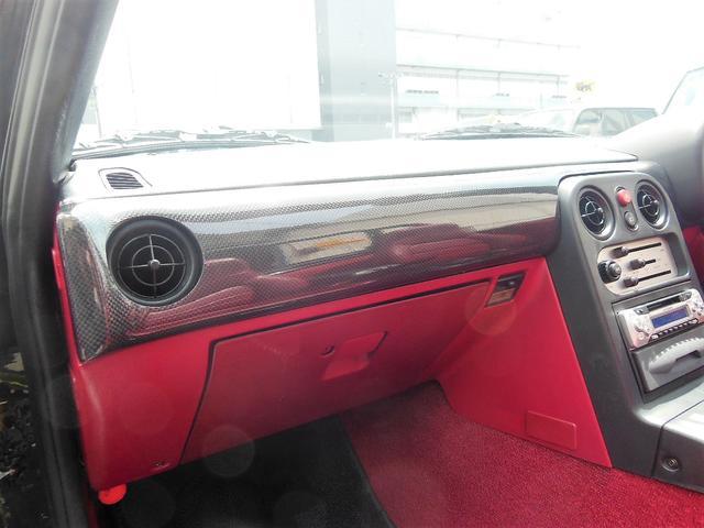 Sリミテッド SLTD 赤内装 新タイヤ15AW ガレージベリー エアロ 車高調 幌(32枚目)