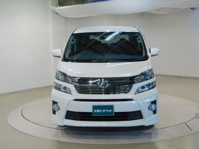 全国販売対象車両2.4Z両側スライド片側電動ドア7人乗2WD(2枚目)