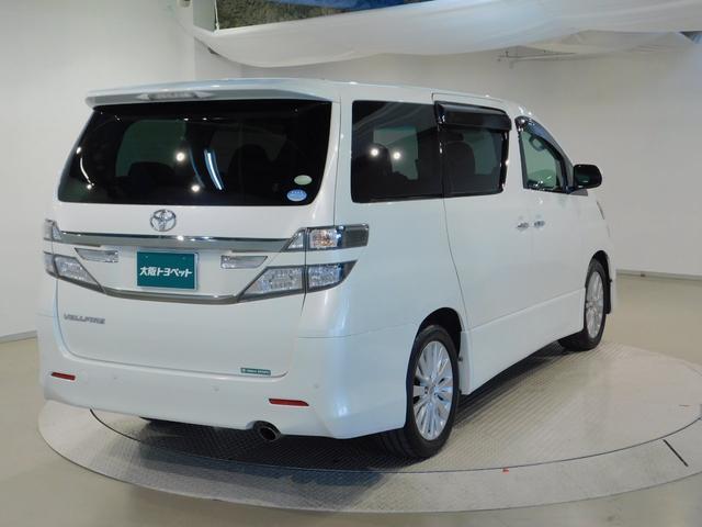 全国販売対象車両2.4Z両側スライド片側電動ドア7人乗2WD(5枚目)