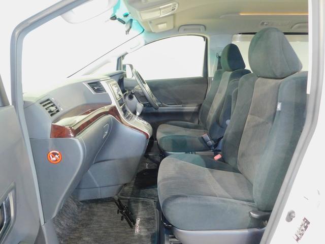 全国販売対象車両2.4Z両側スライド片側電動ドア7人乗2WD(12枚目)