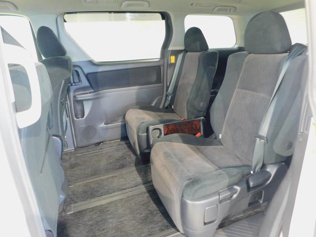 全国販売対象車両2.4Z両側スライド片側電動ドア7人乗2WD(13枚目)