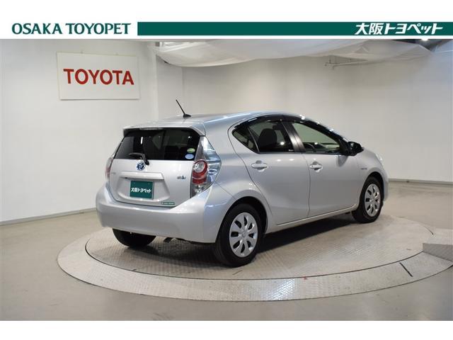 「トヨタ」「アクア」「コンパクトカー」「大阪府」の中古車36