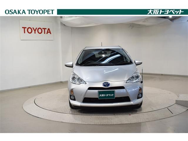 「トヨタ」「アクア」「コンパクトカー」「大阪府」の中古車59