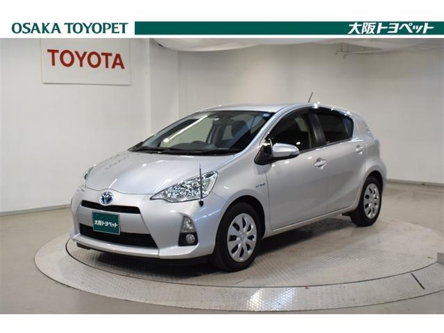 「トヨタ」「アクア」「コンパクトカー」「大阪府」の中古車60