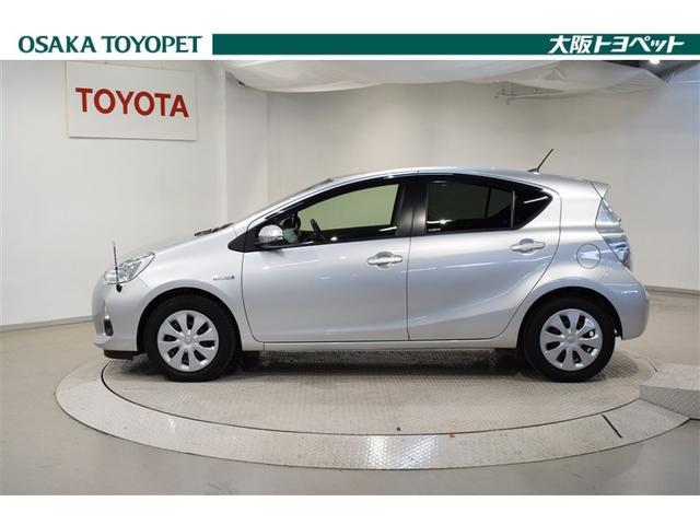 「トヨタ」「アクア」「コンパクトカー」「大阪府」の中古車61