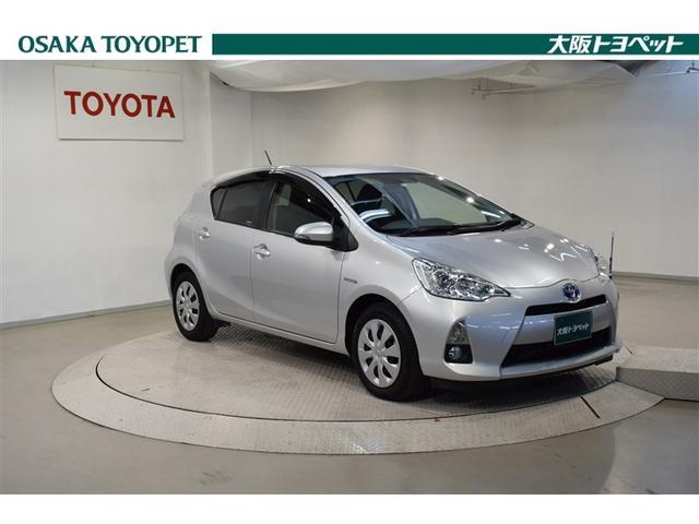 「トヨタ」「アクア」「コンパクトカー」「大阪府」の中古車64
