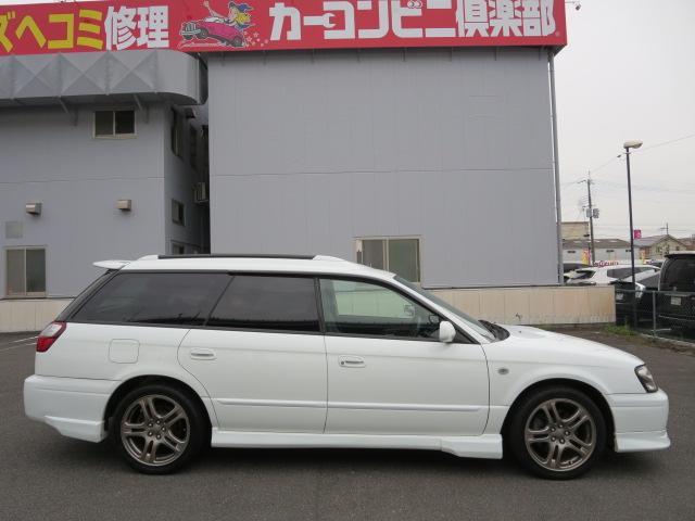 GT-BリミテッドII 最終型 ハーフレザーシート(4枚目)