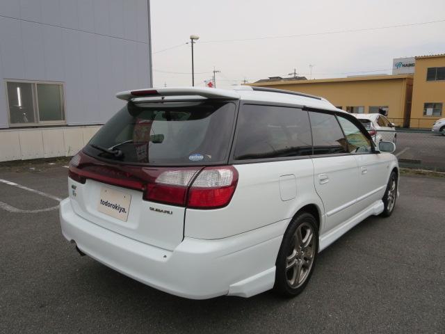 GT-BリミテッドII 最終型 ハーフレザーシート(6枚目)