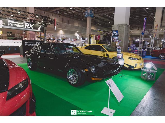 日産 フェアレディZ 2by2大阪オートメッセ出展車両