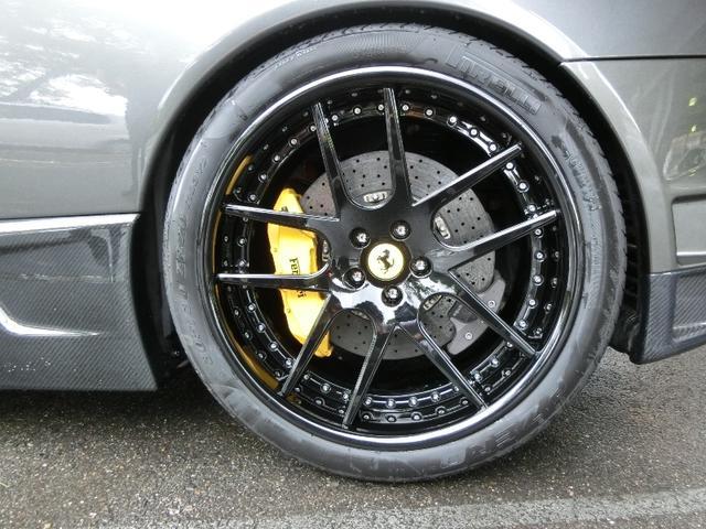 フェラーリ フェラーリ F430 D車 最終モデル レーシングシート SVRコンプリート