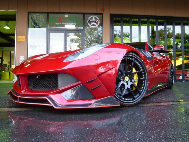 「フェラーリ」「フェラーリ F12ベルリネッタ」「クーペ」「滋賀県」の中古車2