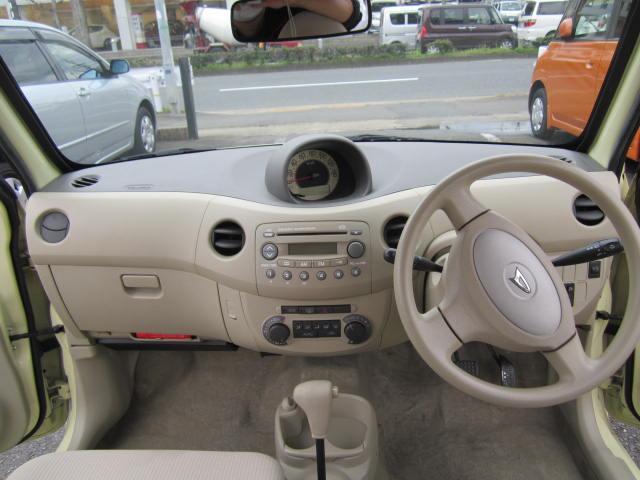 ダイハツ エッセ X ウィンカーミラー キーレス CD 電動格納ミラー