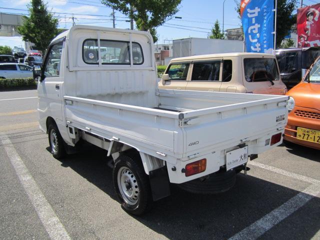 エアコン・パワステ スペシャル 4WD オートマ タイヤ交換(18枚目)