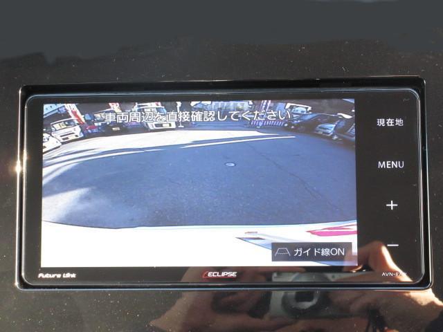 X フルセグナビ バックカメラ ETC マットバイザー(4枚目)