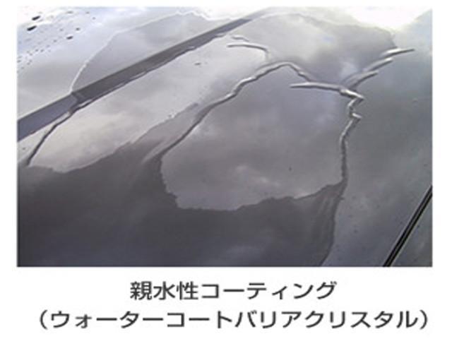 GメイクアップリミテッドSAIII フルセグ7インチナビ・バックカメラ配線キット・ETC・フロアマット・サイドバイザー・ボディガラスコーティング・フロントガラス撥水コート(10枚目)