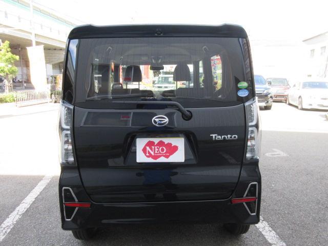 カスタムXセレクション新車TVナビETCバックカメラマット(18枚目)