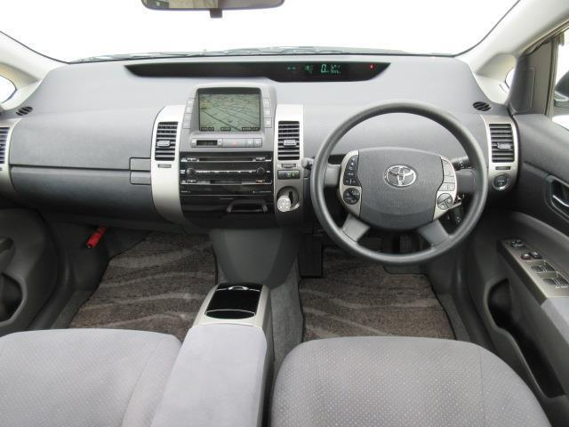 トヨタ プリウス S HDDナビ