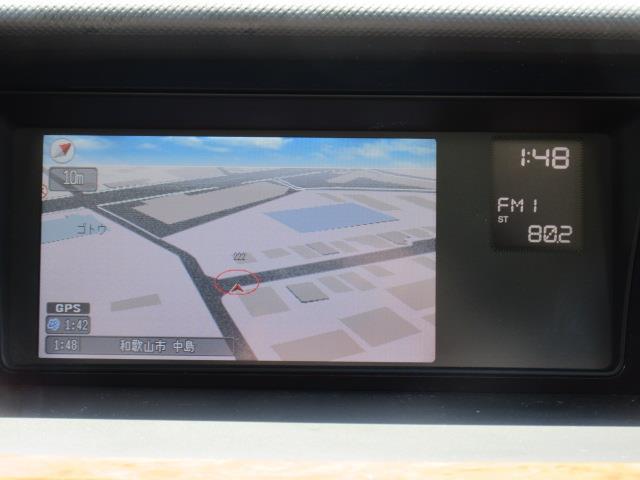 ホンダ エリシオンプレステージ S HDDナビスペシャルパッケージ HDDナビ
