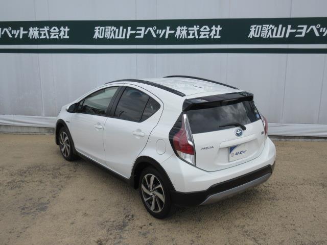 トヨタ アクア X-アーバン ソリッド