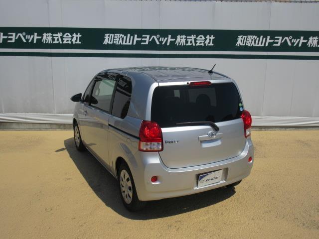 トヨタ ポルテ 1.5X メモリーナビ