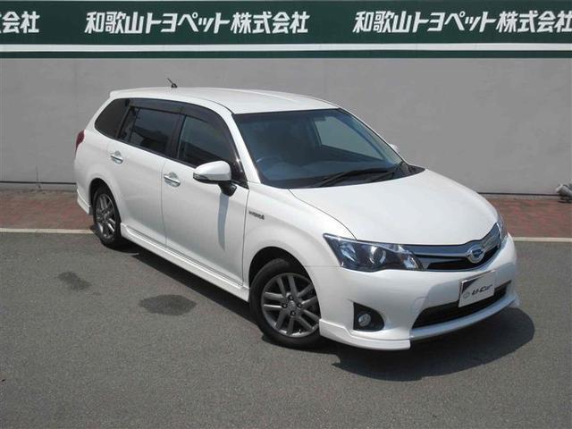 「トヨタ」「カローラフィールダー」「ステーションワゴン」「和歌山県」の中古車2
