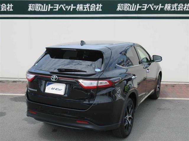 「トヨタ」「ハリアー」「SUV・クロカン」「和歌山県」の中古車4