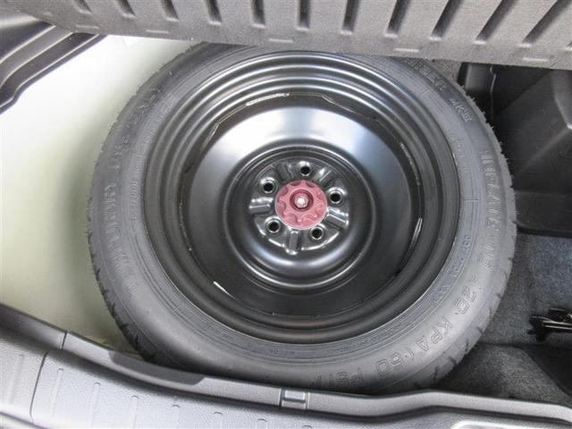 万が一タイヤがパンクしても安心★スペアタイヤ★装備