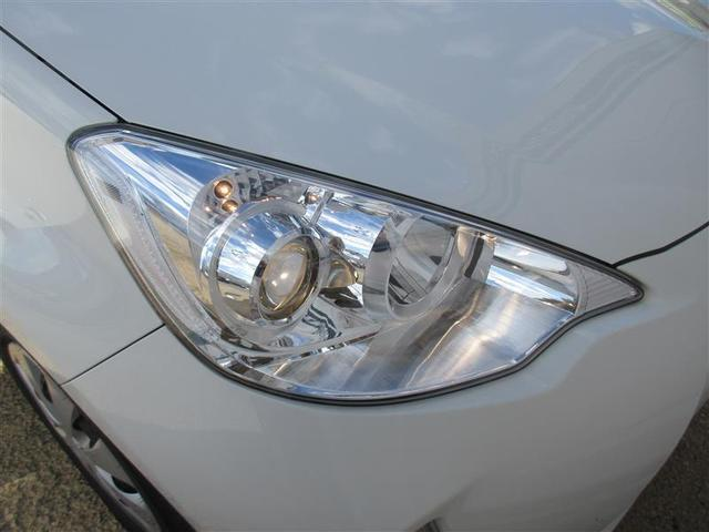 トヨタ アクア S スマートエントリーP メモリーナビ
