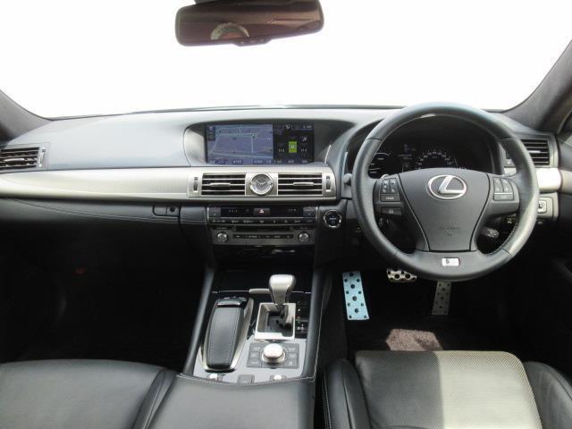レクサス LS LS600h Fスポーツ HDDナビ